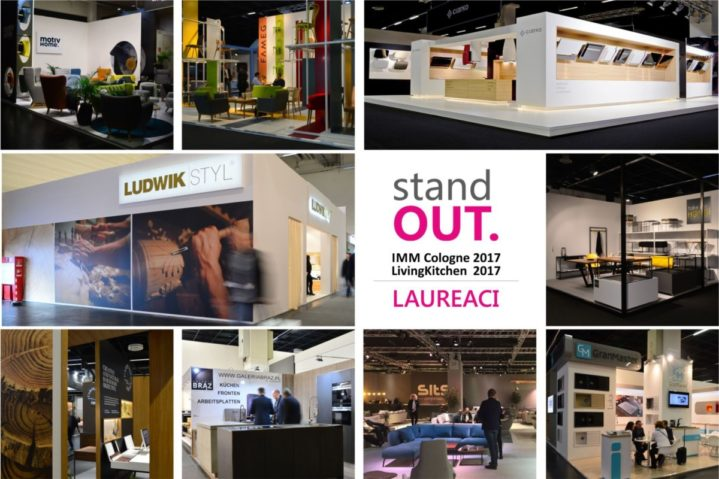 ! StandOUT IMM Cologne 2017 LivingKitchen 2017 - awatar