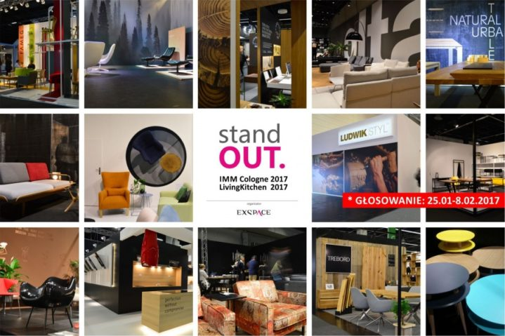 StandOUT IMM Cologne 2017