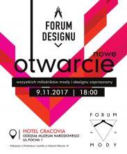 Otwarcie Forum Designu