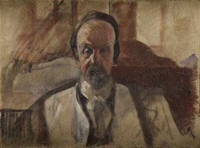 Autoportret Malczewskiego