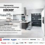 Otwarcie salonu Häcker