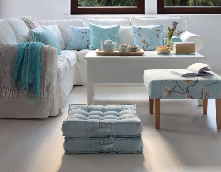 Dekoria.pl, poszewka Kinga na poduszkę, tkanina Brooklyn