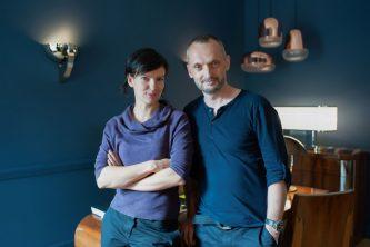 Agnieszka Kuratczyk oraz Szymon Tarnowski, fot. Lidia Skuza