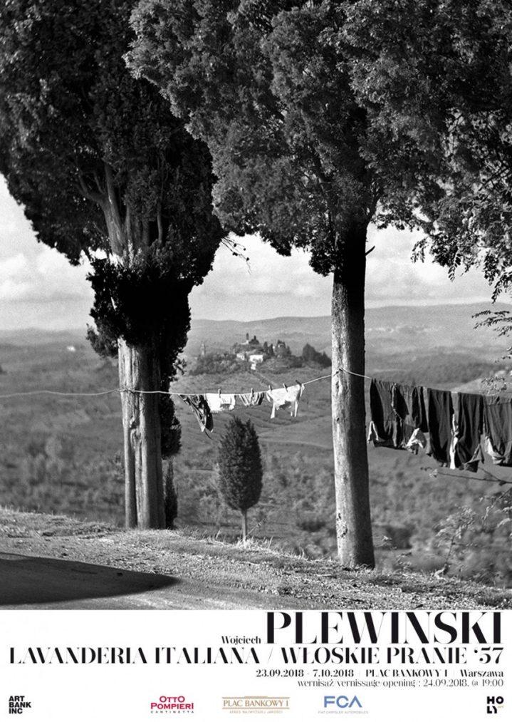 Plewiński na Bankowym. Lavenderia Italiana