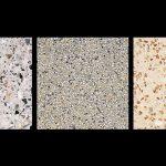 Lastryko, czyli beton szlachetny, może stanowić ciekawy element wykończenia włazience lub kuchni.