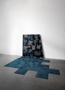 ReForm Artworks Ecotrust marki EGE mat. Carpet Studio