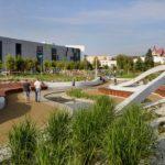 Nowoczesny park wodny na plantach w Jaworznie, RS+ Robert Skitek