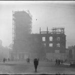 Topografia ruin. Praga 1945 fot.Josef Sudek