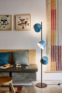 Lampa stojąca z kolekcji Tam Tam, Marset