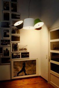 Lampa wisząca z kolekcji Tam Tam, Marset