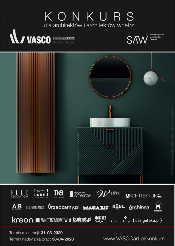 plkat konkurs VASCO Integracja - partnerzy