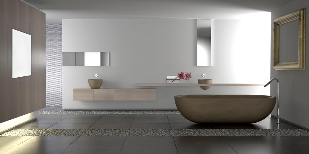 Luxury-modern-bathroom